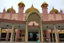 Kuching Mosque, Kuching, Malaysia