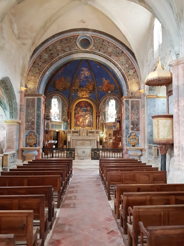 Église Notre-Dame d'Alidon