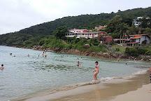 Praia da Lagoinha da Ponta das Canas, Florianopolis, Brazil