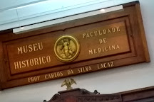 Prof. Carlos da Silva Lacaz History Museum, Sao Paulo, Brazil