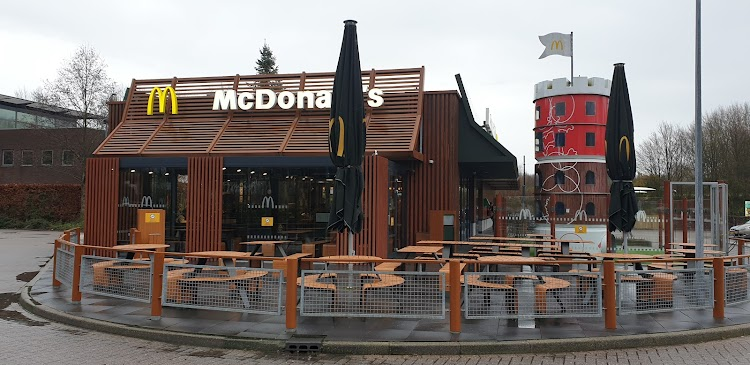 McDonald's Alblasserdam Alblasserdam