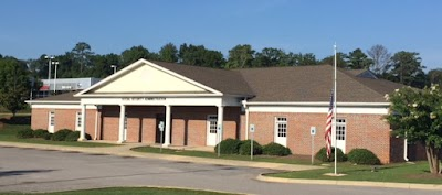 Social Security Office of Adger, 35022