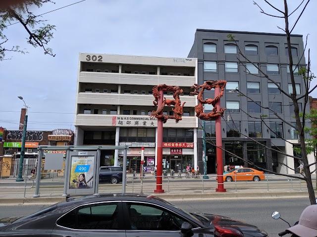 Chinatown, Spadina and Dundas street