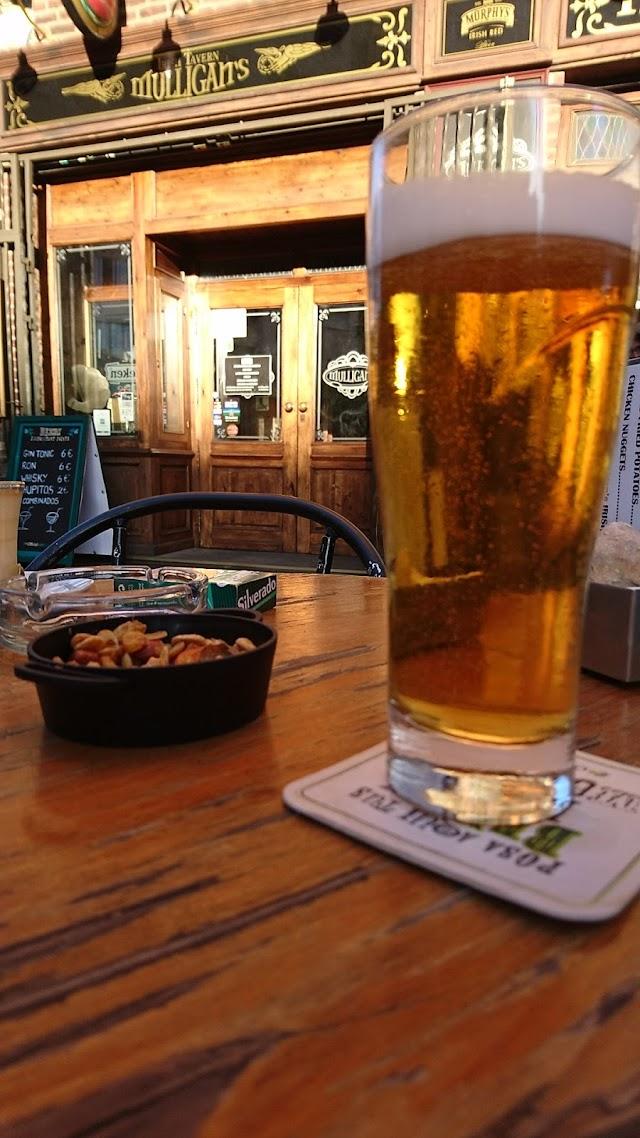 Irish Pub Mulligan's Valencia