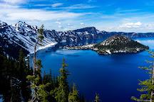Crater Lake National Park, Crater Lake National Park, United States