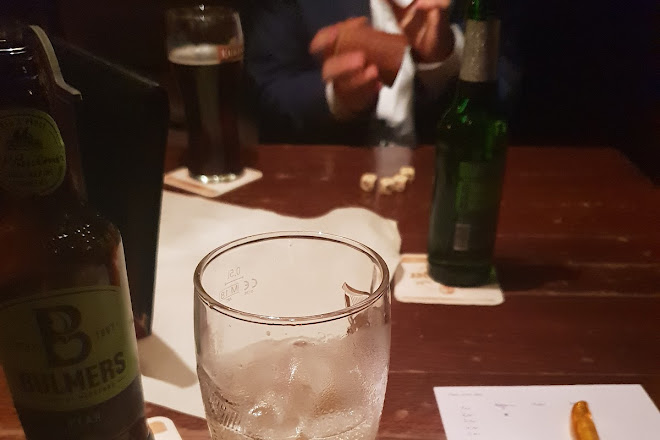 Bonn irish bar