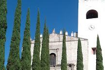 Templo y ex convento de San Nicolas Tolentino, Actopan, Mexico