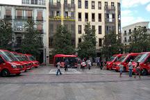 Plaza del Carmen, Granada, Spain