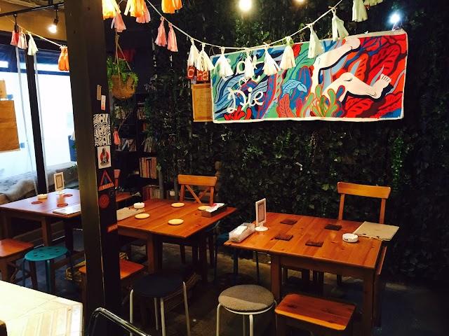 Cafe & Bar CHAM