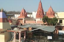Shani Dev Temple, Morena, India