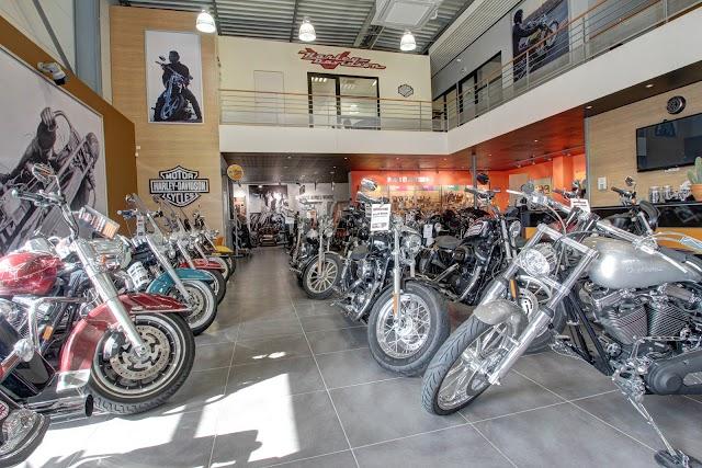 Harley-Davidson Reims - S.A.R.L. Trajectoire 51