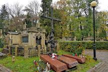 Rakowicki Cemetery, Krakow, Poland