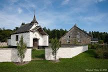Musees du Fourneau Saint-Michel, Saint-Hubert, Belgium