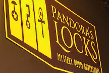 Pandora's Locks, New Westminster, Canada