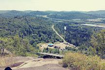 TYROPARC, Sainte Agathe des Monts, Canada