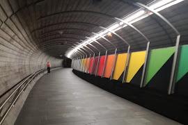 Станция  Nationaltheatret stasjon