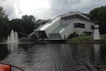 Riga by Canal, Riga, Latvia