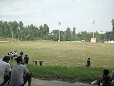 Rugby Ground