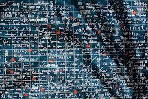 Le Mur des Je t'aime, Paris, France