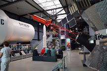 Deutsche Raumfahrtausstellung, Morgenroethe, Germany