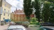 Тульский областной специализированный дом ребенка № 1, улица Фридриха Энгельса на фото Тулы