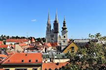 Upper Town (Gornji Grad), Zagreb, Croatia