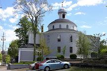 Saint George's Round Church, Halifax, Canada