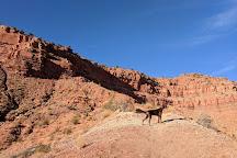 K-Hill trail, Kanab, United States