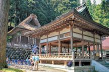 Hakusangu, Nanto, Japan