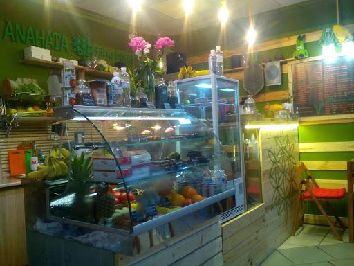 Анахата fine vegan & raw food