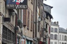 Quartier de la Boucherie, Limoges, France