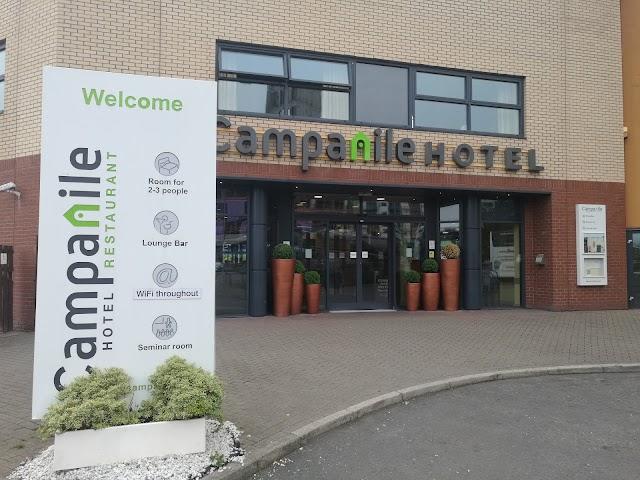 Hotel Restaurant Campanile Glasgow