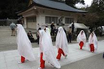 Oagata Shrine, Inuyama, Japan