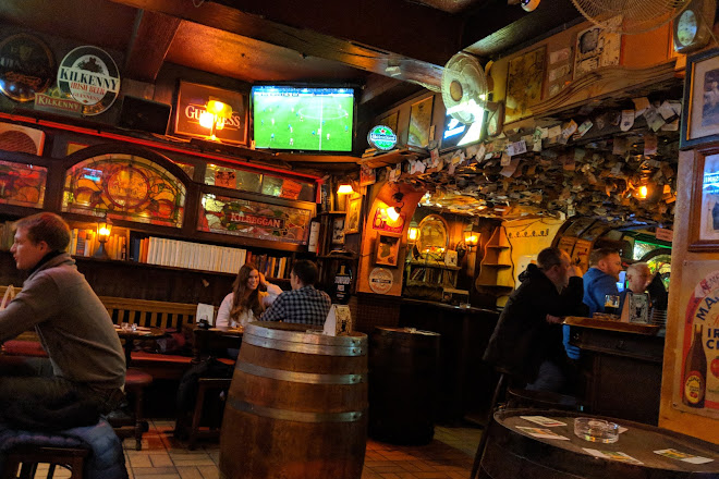 Visit The Anglo Irish Pub Frankfurt On Your Trip To Frankfurt
