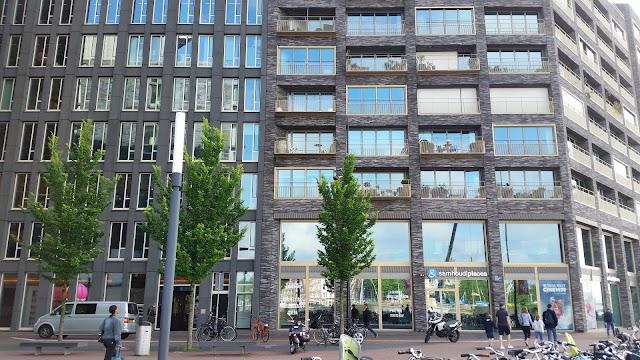 The VR cinema Amsterdam