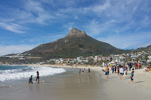 Camp's Bay Beach, Camps Bay, South Africa