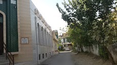 Usama bin Zaid Masjid islamabad