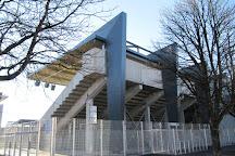 Gruenwalder Stadion, Munich, Germany