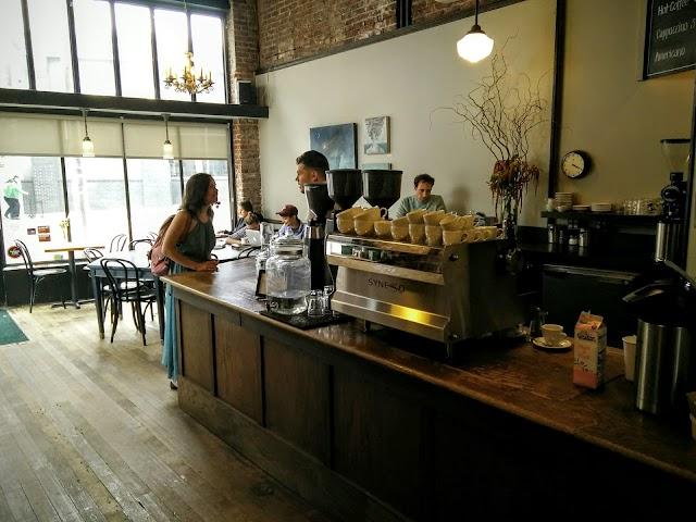 Coffeehouse Northwest