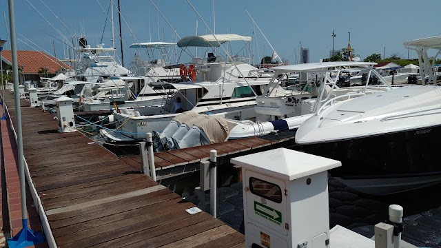 Marina Club de Pesca de Cartagena