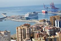 Puerto de Málaga, Malaga, Spain