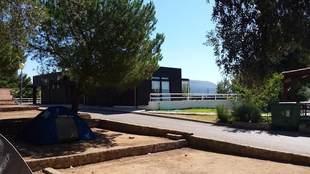 Parque de Campismo Forte do Cavalo