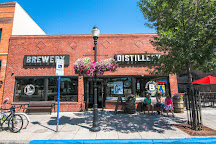 Bozeman Spirits Distillery, Bozeman, United States