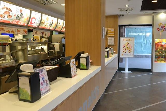 McDonald's Palermo Castelnuovo