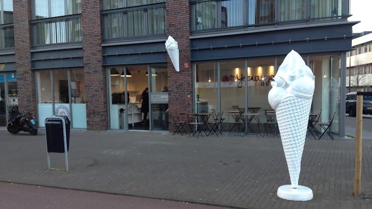 IJscuypje Ijburg Amsterdam