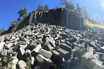 Devils Postpile National Monument, Mammoth Lakes, United States