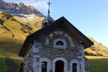 Col des Aravis, La Clusaz, France