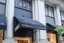 Bergino Baseball Clubhouse, New York City, United States