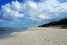 Debki Beach, Debki, Poland