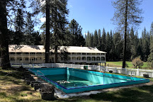 Big Trees Lodge, National Historic Landmark, Wawona, United States
